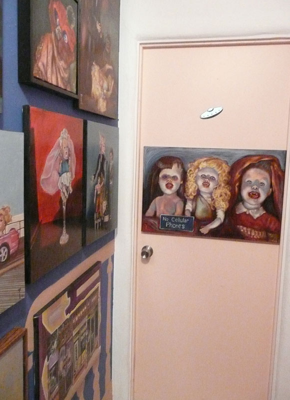 Judy-Nienow-scary-doll-paintings